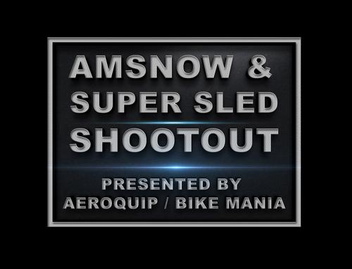 AMSNOW & Super Sled Shootout