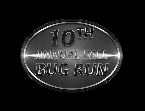 10th Annual Fall Bug Run