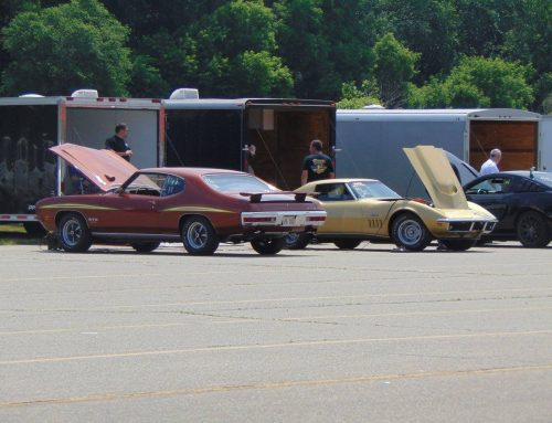 F.A.S.T. MUSCLE CARS RETURN TO US 131