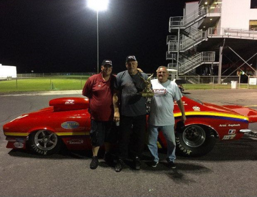 RACER ENDS 30 YR DROUGHT AT MARTIN AT SUMMER DRAGS