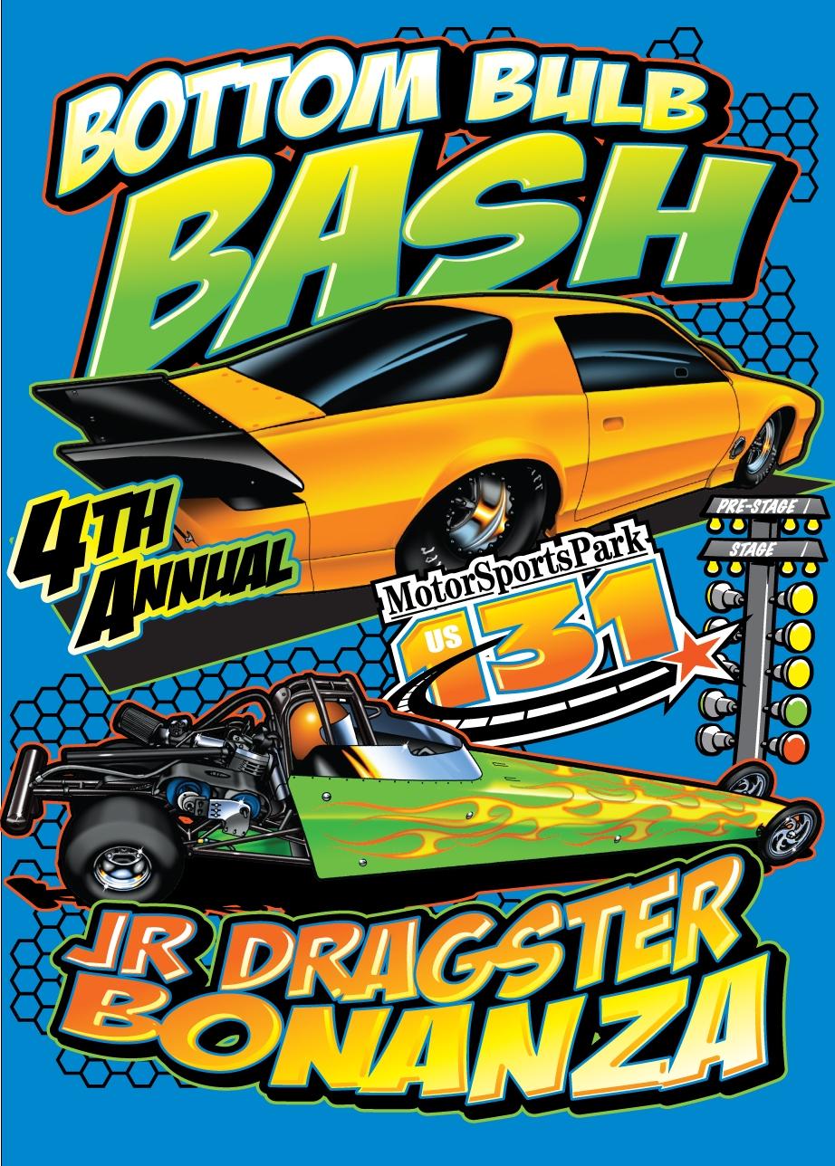 4th Annual Bottom Bulb Bash / Jr Dragster Bonanza – US131