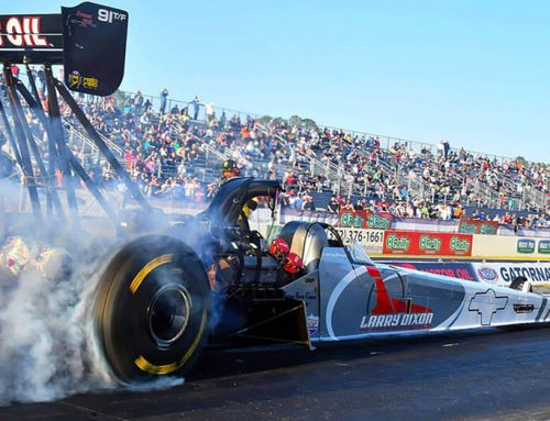 DIXON FAVORED IN NORTHERN NATIONALS TOP FUEL BATTLE