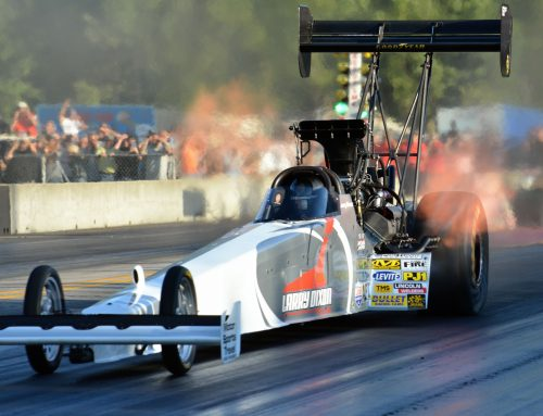 DIXON, MCINTIRE WIN BIG, JET DRAGSTERS RULE AT US 131