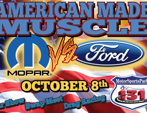 'BATTLE OF THE BRANDS,' FORD VERSUS MOPAR AT US 131