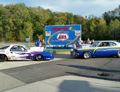 MOPARS EARN TITLE SWEEP IN U.S. 131 'BATTLE OF BRANDS'