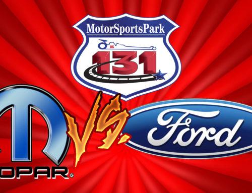 Ford vs Mopar