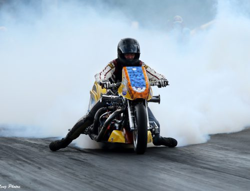 PETERSON CLAIMS NITRO FUNNY BIKE TITLE AT US 131