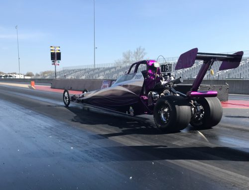 FUTURE DRAG RACING STARS DESCEND ON US 131