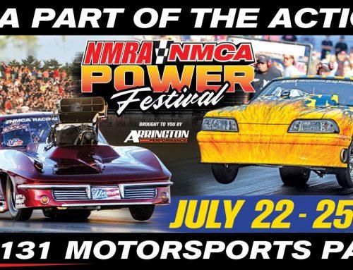 NMRA/NMCA POWER FESTIVAL