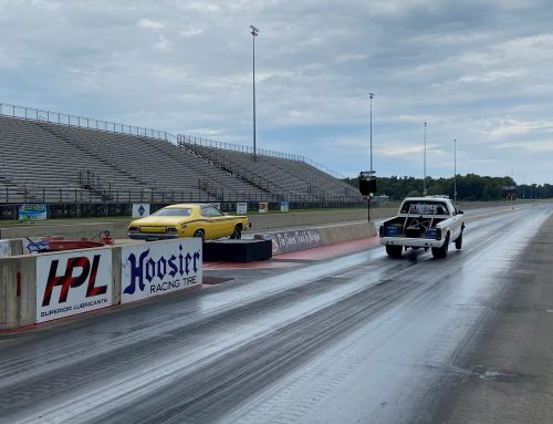 PETERSON WINS SECOND BIG CAR RACE ON HIS HOME TRACK