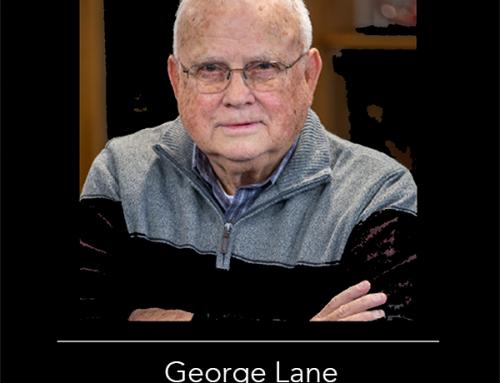 GEORGE LANE'S LASTING LEGACY