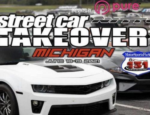 'STREET CAR TAKEOVER' AT US 131 MOTORSPORTS PARK