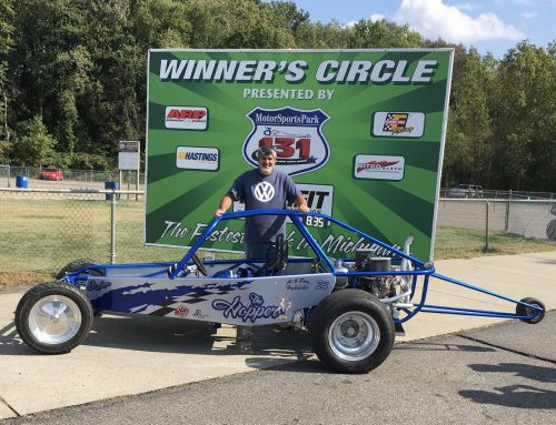 VILLEMURE DOUBLES UP AT 15TH ANNUAL FALL BUG RUN